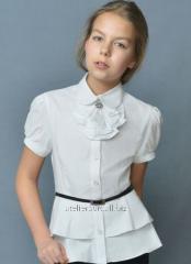 Школьные блузки и юбки купить в