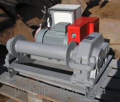 Лебедка электрическая ЛЭЦ–2, 0–50 (50 метров)