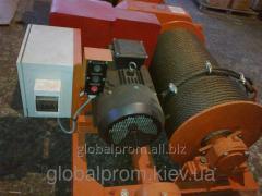Лебедка электрическая ЛЭЦ-3-100 длинный...