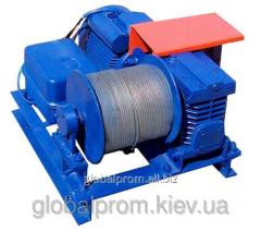 Winch electric LECh-0,6-250