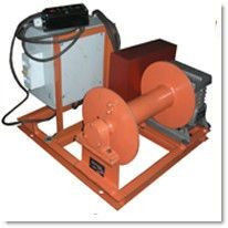 Winch electric mounting and traction L-150