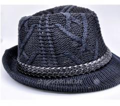 Hat felt knitted 1-81