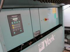 Чиллер б/у York YCAM 120