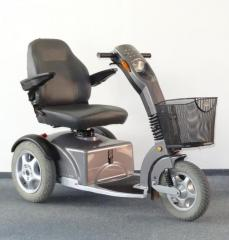 "The scooter for disabled people of ""Logic"