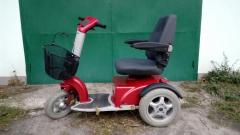 """The scooter for disabled people of """"Logic"""