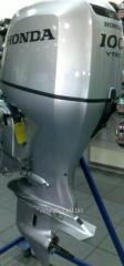 Boat Honda BF 100 A LRTU motor