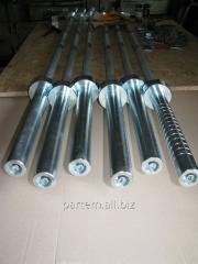 Грифы для штанги 2 м или 2,2 м из прочной стали
