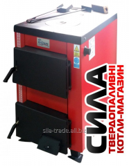 Твердотопливный котел плита Визит 14-15 кВт на