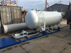 Module gas-filling 7,25m3