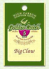 Крючки для рыбалки Golden Catch