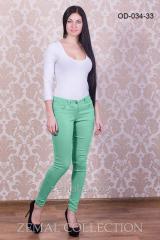 Панталони женски