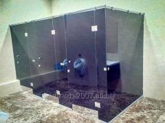 Cabins for toilets, Kharkiv