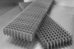 Συρματόπλεγμα σιδεροδεσίας, κατασκευής ενίσχυσης