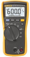 Мультиметр Fluke 114, Разрядность дисплея