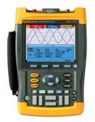 Осцилограф - мультиметр Scopemeter Fluke 192C.LCD
