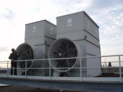 Испарительный конденсатор б/у Baltimore VXMC 500 R
