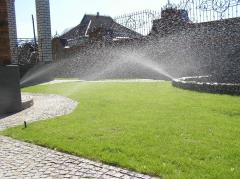 Automatic and semi-automatic systems of watering,