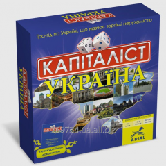 Board game Capitalist Ukraine