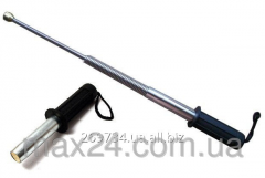 Telescopic bludgeon spring