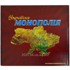 Game Monopoly Ukraine