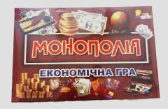 Board game Monopoly Ukraine
