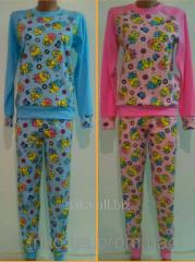 Подростковая  яркая пижама Миньоны