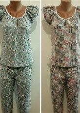Пижама с бриджами Алеся