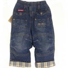 Джинсы детские Модель:  ДМ-008 размеры 74-98