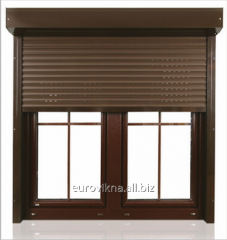 Rolleta on windows, protective rolleta