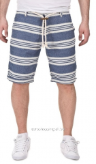 Shorts in strip man's