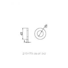 Шайба плоская ГОСТ 11371-78 типоразмер М 16
