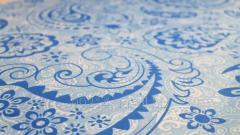 Ткань поликоттон цветной 2