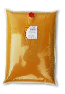 Liquid egg melange posterized (cooled/frozen)