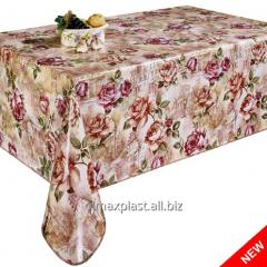 Oilcloth detachable Tea rose, Novelty! 151-A