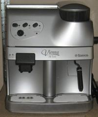Автоматическая кофемашина б/у Saeco Vienna
