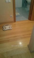 The floor board spliced 32х100