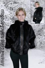 Шубы, пальто, куртки из меха, норки, песца,