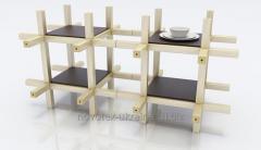 Trasformatore per mobili Chidori