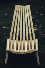 Chair a chaise lounge from a tree furniture