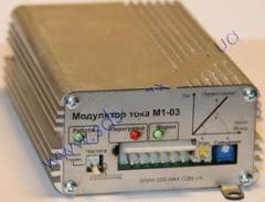 M1-03 current modulator