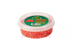 Caviar of a Siberian salmon Barge of 400 g of