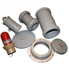 Condensers ceramic K15-U1, K15-U2, TGC, KVI