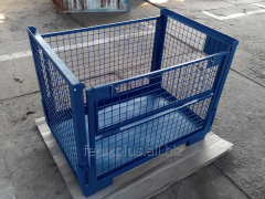 Container mesh metal CK-01.01.01
