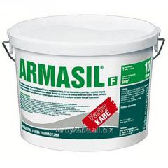 Силиконовая фасадная краска ARMASIL F