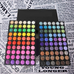 Professonalny palette palette of shadows of opaque