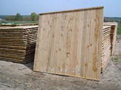 Fence board
