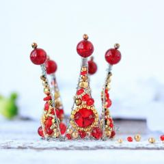 Crown from beads (1)