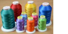 Нитки для машинной вышивки POLY (полиэстер