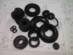 High-quality rubber products.