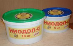 Смазка пластичная HИОДОЛ-С. Вещества химические